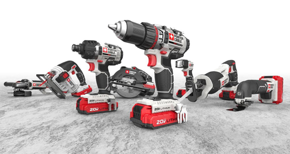 Cordless Power Tool Set | Hardware Retailing Magazine